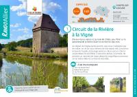 Circuit de la rivière à la vigne – Chatel-de-Neuvre